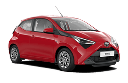 Toyota Aygo wheels and tires specs icon