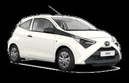 Toyota Aygo II Facelift Hatchback