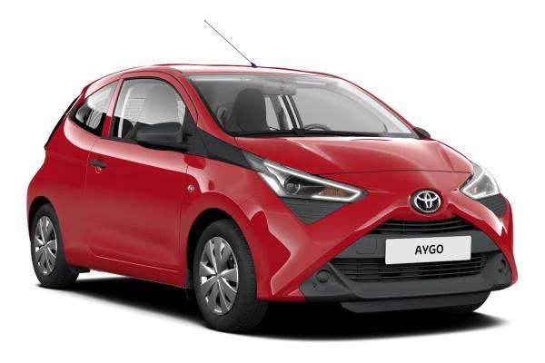 Toyota Aygo II Facelift (AB40) Hatchback