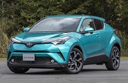Toyota C-HR SUV