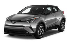 Toyota C-HR wheels and tires specs icon