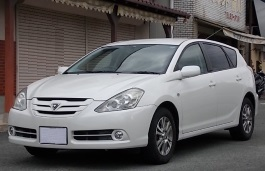Toyota Caldina III Estate