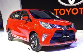 Toyota Calya MPV