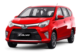 Toyota Calya wheels and tires specs icon