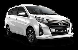 Toyota Calya Facelift MPV