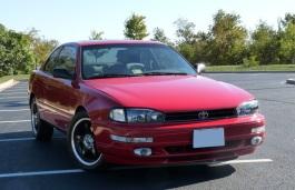 Toyota Camry III (XV10) Coupe
