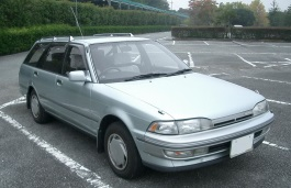 Toyota Carina V (T170) Estate