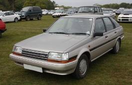 Toyota Carina II I (T150) Liftback