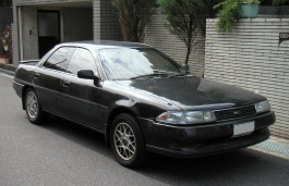 Toyota Carina ED wheels and tires specs icon