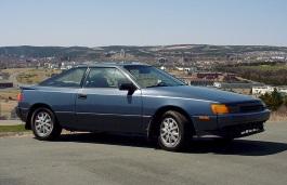 トヨタ セリカ IV (T160) Liftback