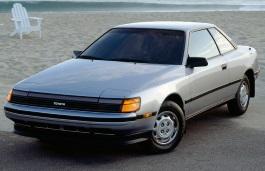 丰田 Celica IV (T160) Coupe