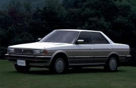 Toyota Chaser III (X70) Limousine