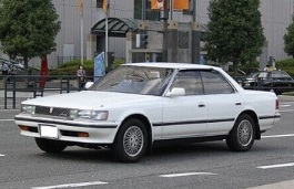 Toyota Chaser wheels and tires specs icon