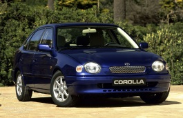 Toyota Corolla wheels and tires specs icon