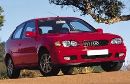 Toyota Corolla VIII (E110) Restyling Hatchback
