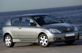 Toyota Corolla IX (E120, E130) Restyling Hatchback
