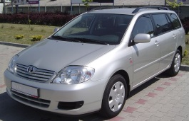 Toyota Corolla IX (E120, E130) Restyling Универсал