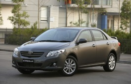 Toyota Corolla 2010 - Wheel & Tire Sizes, PCD, Offset and ...