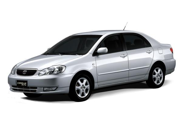 Toyota Corolla Altis E120 Saloon