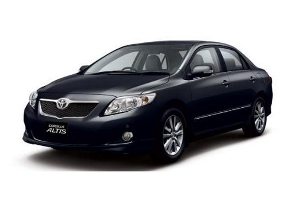 Toyota Corolla Altis E140 Saloon