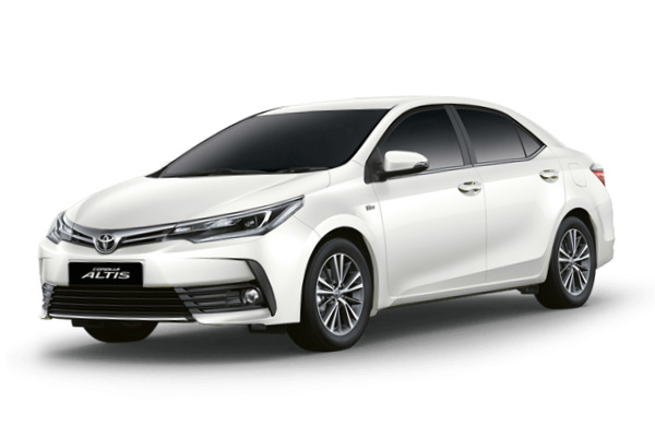 Toyota Corolla Altis E180 Facelift Saloon
