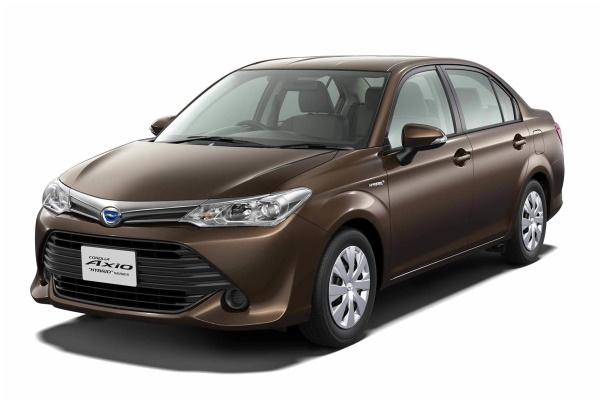 Toyota Corolla Axio Restyling (E160) Saloon