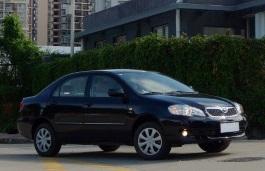 Toyota Corolla EX Facelift Saloon