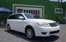 Toyota Corolla Fielder I Restyling Estate