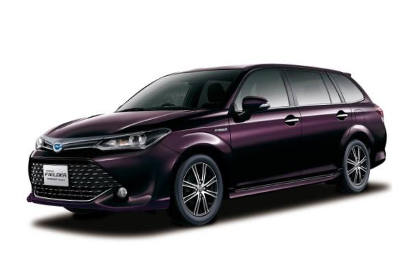 Toyota Corolla Fielder Restyling (E160) Estate