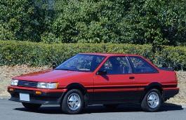 Toyota Corolla Levin E80 Coupe