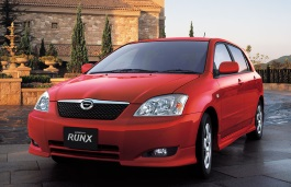 Toyota Corolla Runx Restyling (E120) Hatchback