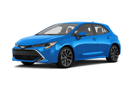 Toyota Corolla Sport wheels and tires specs icon