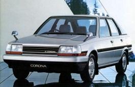 Toyota Corona VIII (T160, T150) Hatchback