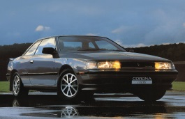 Toyota Corona VIII (T160, T150) Coupe