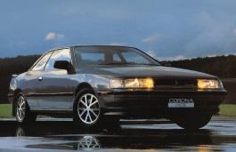 Toyota Corona VIII (T160) Coupe