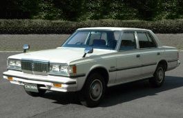 Toyota Crown VI (S110) Saloon