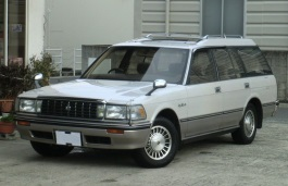 Toyota Crown VIII (S130) Универсал