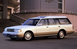 Toyota Crown VIII (S130) Restyling Универсал