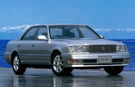 Toyota Crown X (S150) Saloon