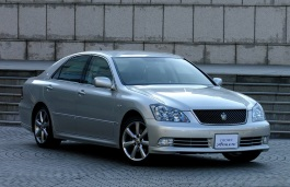 Toyota Crown Athlete II (S180) Saloon