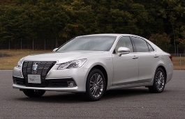 Toyota Crown Royal wheels and tires specs icon