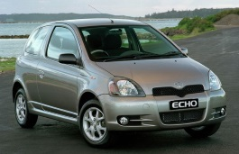 Toyota Echo Hatchback