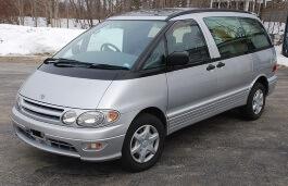Toyota Estima Lucida Facelift MPV