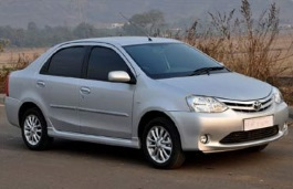 Toyota Etios wheels and tires specs icon