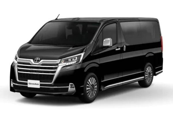 Toyota GranAce wheels and tires specs icon