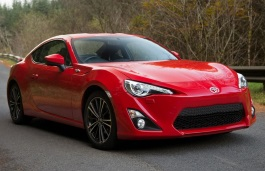 Toyota GT 86 wheels and tires specs icon