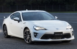 Toyota 86 Facelift Coupe