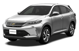 Toyota Harrier wheels and tires specs icon