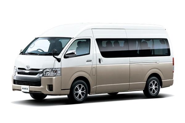 Toyota Hiace V (H200) Bus