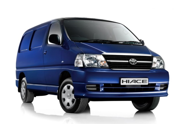 Toyota Hiace wheels and tires specs icon